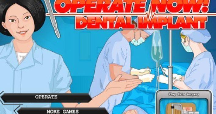 dental game