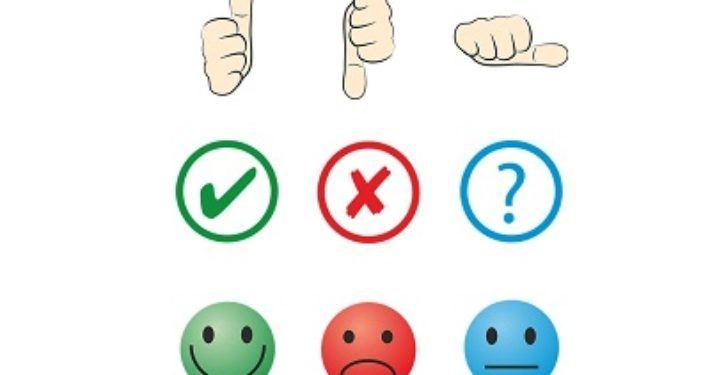 reageren op negatieve recensie