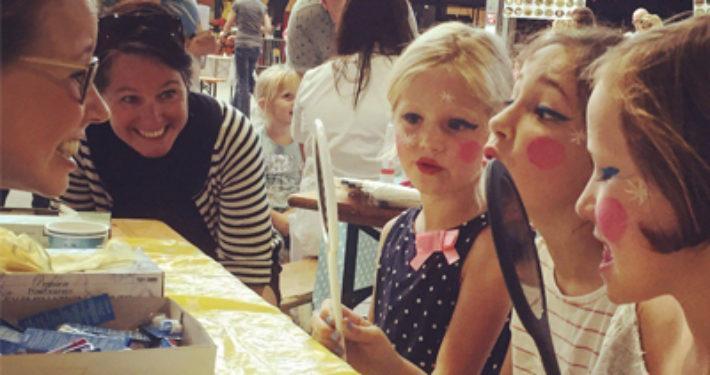 poetsles in Kidsfabriek