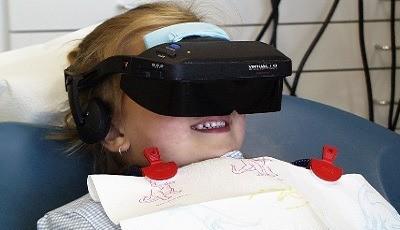 Video-bril vermindert tandartsangst bij kinderen