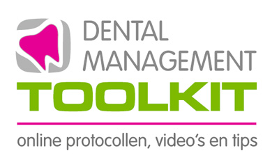 Dental Management Toolkit: Online protocollen, video's en tips