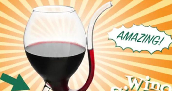 Speciaal-wijnglas