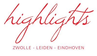 Highlights in uw regio - Zwolle, Leiden & Eindhoven