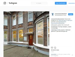 tandartspraktijken op instagram