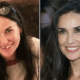 Demi moore tandverlies door stress