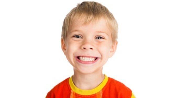 Tekenen autisme op melktanden