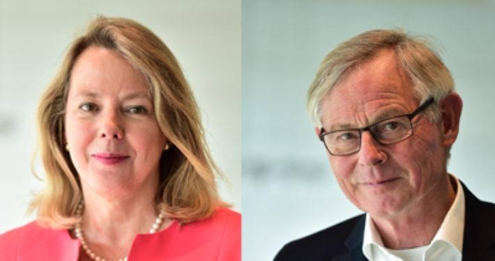 Marion Gout- van Sinderen en Jos de Beer in Raad van Toezicht KNMT