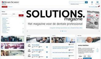 Henry Schein Dental lanceert nieuwe website voor meer gebruiksgemak en educatiemogelijkheden.