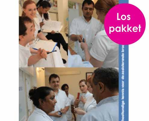 Los pakket: Tandheelkunde voor receptionisten en assisterenden