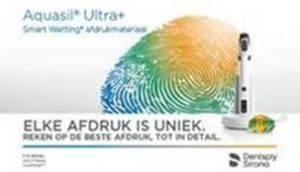 Aquasil Ultra Smart Wetting adrukmateriaal van Dentsply Sirona (Dental Expo, E 125)
