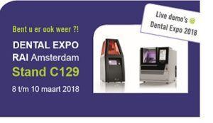 Dental Expo 2018 & Kulzer (Stand C129)