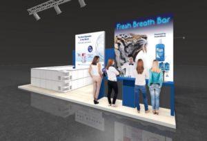 Dental Expo 2018 wordt uitgebreid met de FRESH BREATH BAR