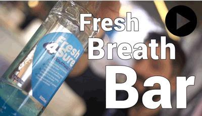 FRESH BREATH BAR op de Dental Expo 2018