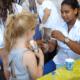 Gepubliceerd artikel mondhygiënisten Voorlichting over mondzorg tijdens kinderfestival werkt