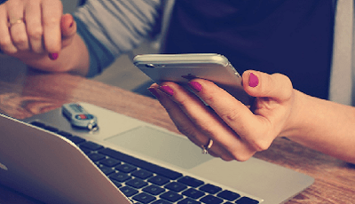 Regelmatig sms'jes ontvangen kan helpen mondkanker te verslaan