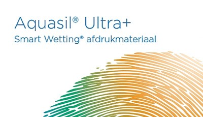 Aquasil Ultra +: Smart Wetting Impression afdrukmateriaal