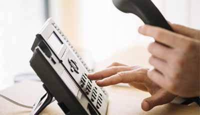 Hoe laat u het telefonisch contact met uw patiënt goed verlopen?