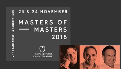 Masters of Masters in Esthetic Dentistry 2018