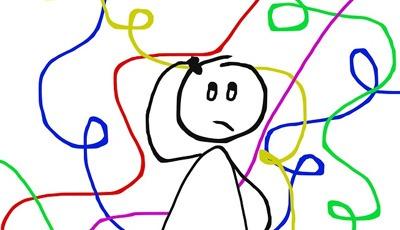 Patiënten met problemen met sensomotorische integratie