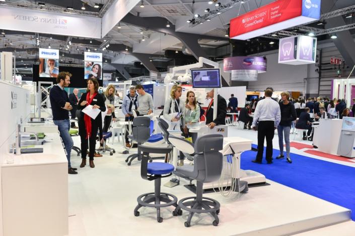 Dentex – De afspraak voor de dentale sector, van 4 tot en met 6 oktober in Brussels Expo