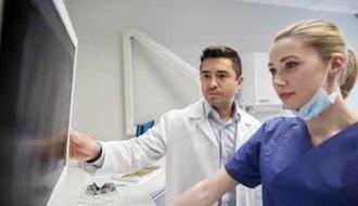 Accurate meting parodontale pockets met CBCT
