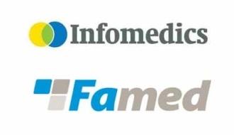 Famed en Infomedics gaan samenwerken