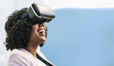 Virtual reality in plaats van leerboeken voor tandheelkunde studenten