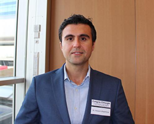Dr. Hossein Ghaeminia Voorbeeldvideo: Derde molaren: wel of niet verwijderen?