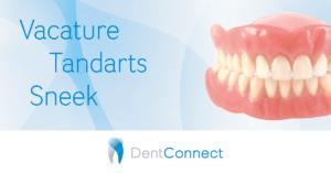 Dentconnect Vacature: Tandarts (40 uur) - Sneek (regio Friesland)