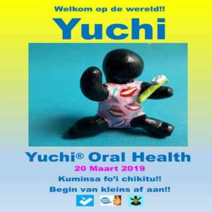 Met blijdschap en trots verkondigen wij de geboorte van Yuchi symbool voor optimale mondverzorging 2.0