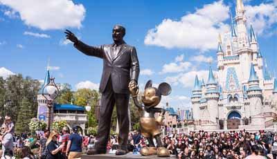 Disney introduceert rookverbod in haar parken