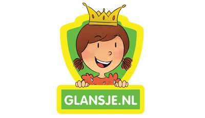 Glansje - het logo