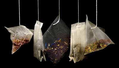 Meer kans op glazuur erosie door het drinken van thee