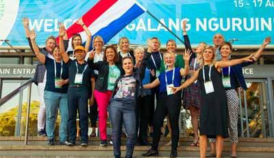 ISDH-congres 2019 - over grenzen heen kijken vergroot je visie