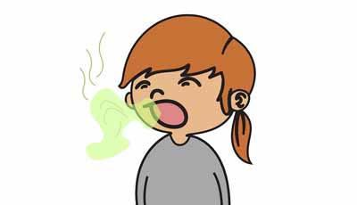 Verband tussen speekselenzym en slechte adem bij kinderen ontdekt