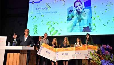 Winnaar NT-GSK Bachelorscriptie Award 2019 - Meer vraag naar mondzorg ouderen in 2040