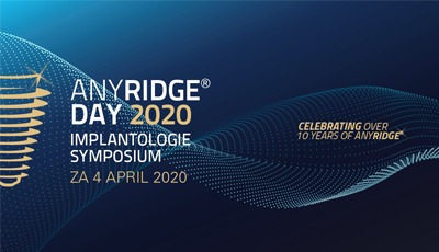 AnyRidge Day implantologie symposium