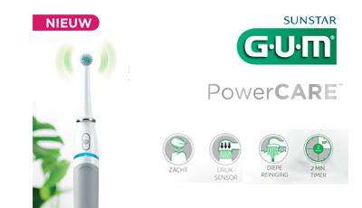 GUM® PowerCARE™: de kracht van zacht
