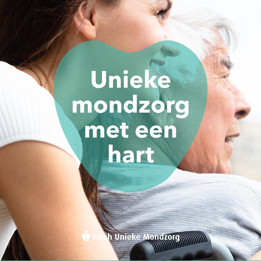 Fresh unieke mondzorg Vacature: Tandarts GGZ- en Ouderenzorg in Leeuwarden, Oploo, Hellendoorn, Den Helder