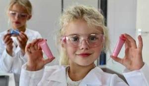 Hoe ben je op het idee gekomen van het CSI-Kids Laboratorium