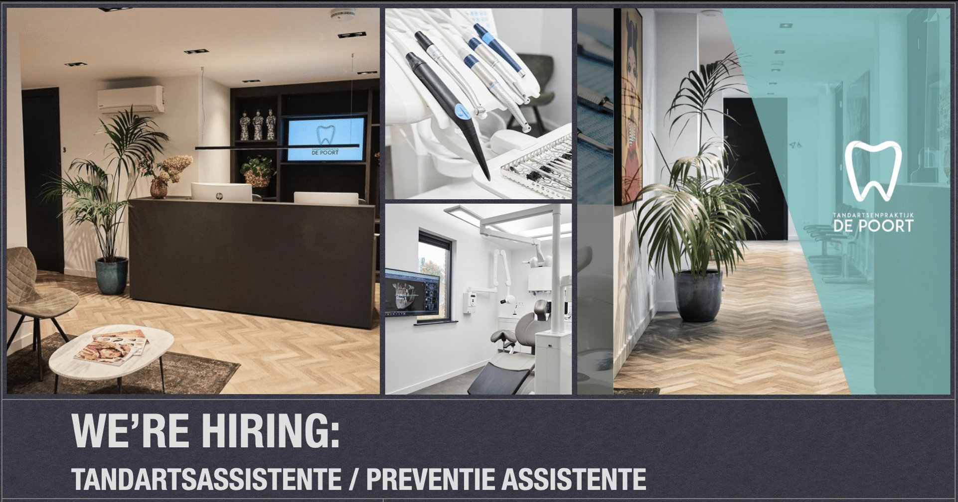 Vacature: Tandarts-assistente, preventie-assistente, oproep assistente - Nieuwegein