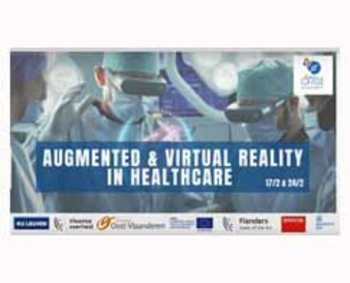 Webinar terugkijken Augmented en Virtual reality wat is het en wat kan je ermee in de tandheelkunde