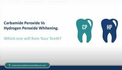 Video's Carbamide peroxide vs. waterstofperoxide voor bleken tanden