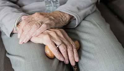 Betere gezondheid bij 75-plussers met eigen gebit