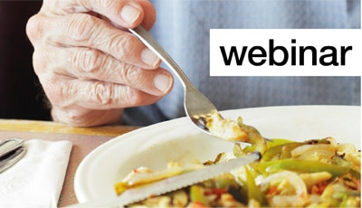 Webinar Mondgezondheid, ondervoeding en microbiota