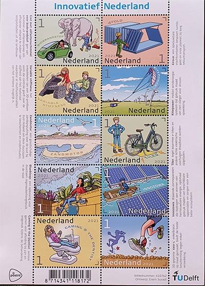 innovatie-postzegels