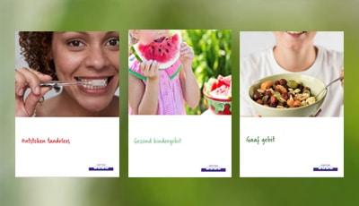Gedragsboekjes: Ontstoken tandvlees | Gezond kindergebit | Gaaf gebit tiener